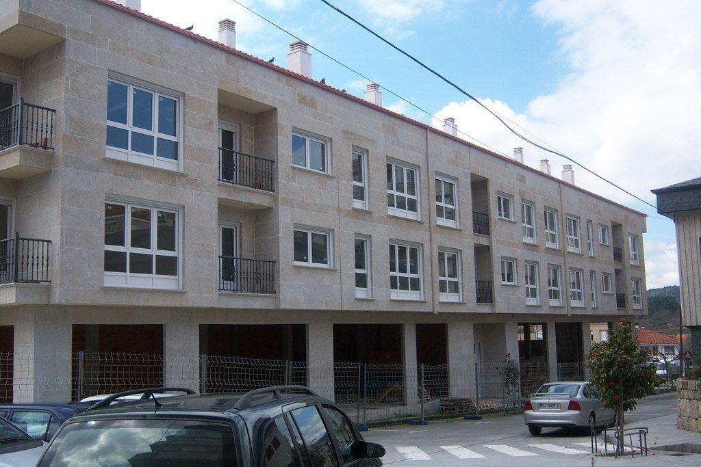Nuestro proyectos - Urbanización Allariz